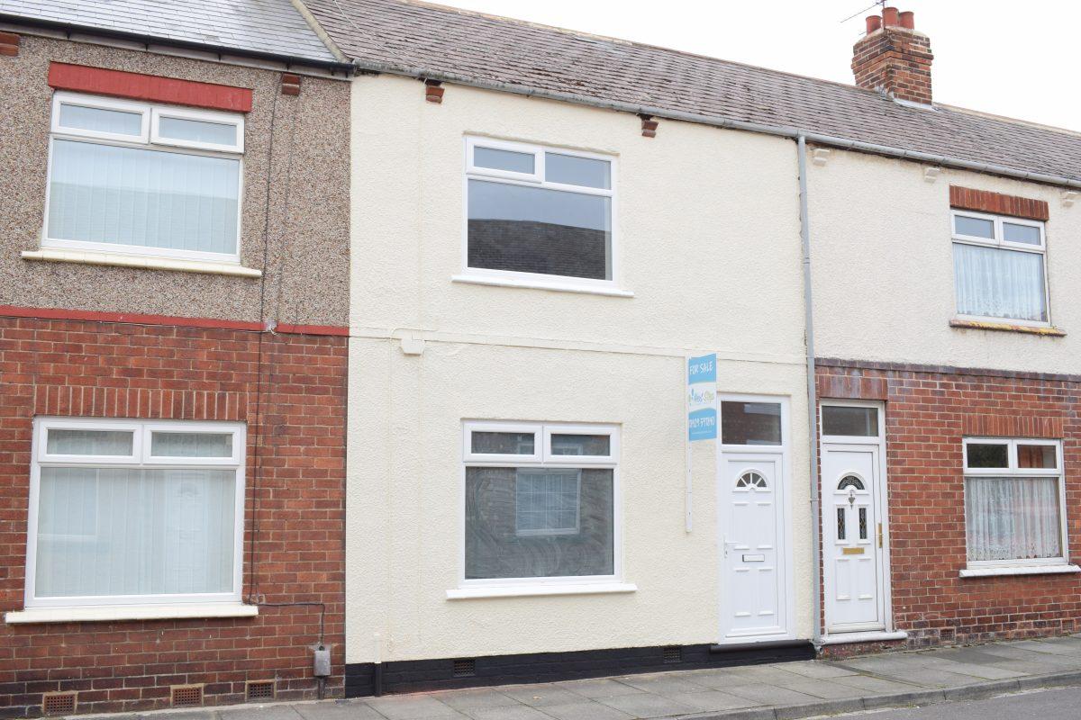 Bright Street Hartlepool 3 bedroom Terrace OIRO £65,000