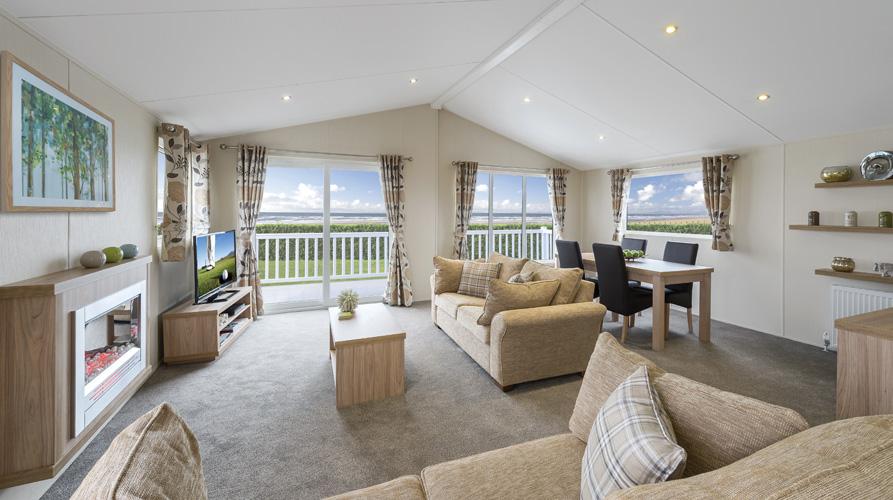 Clearwater Lodge Crimdon Dene £89,995