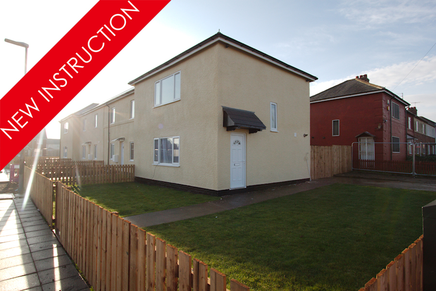 Raby Square Hartlepool OIRO £76,000