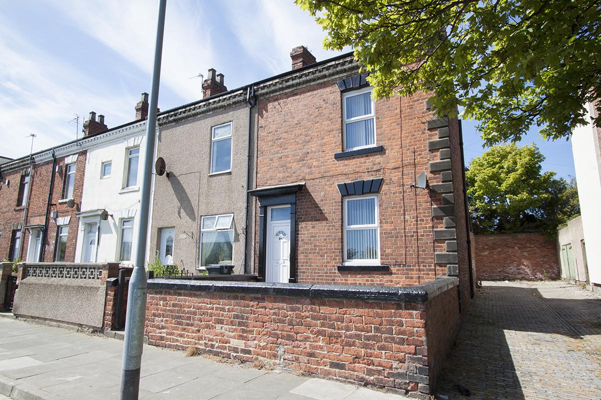 Lancaster Road Hartlepool £59,950