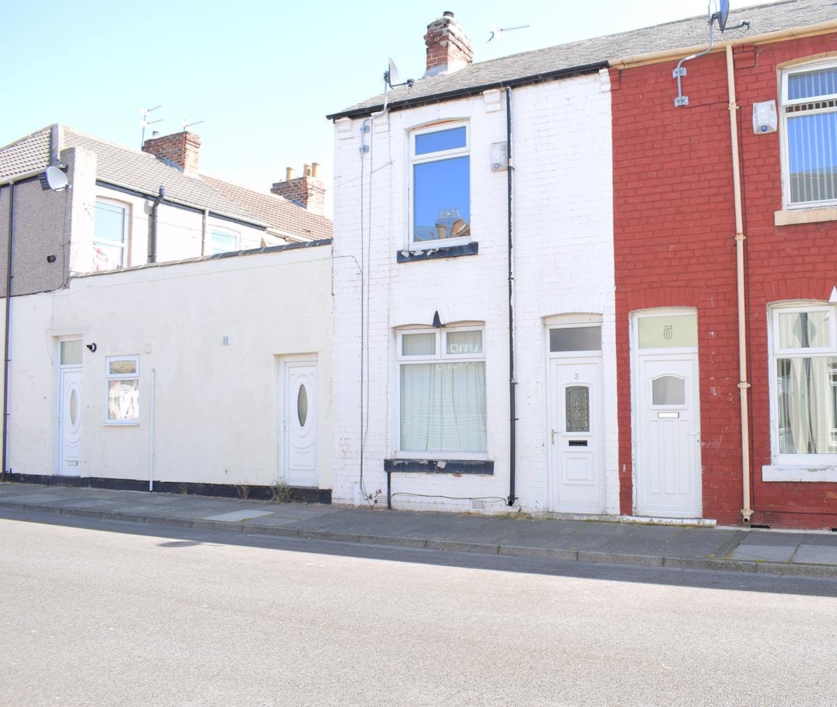 Derby Street Hartlepool £39,950 **INVESTMENT**
