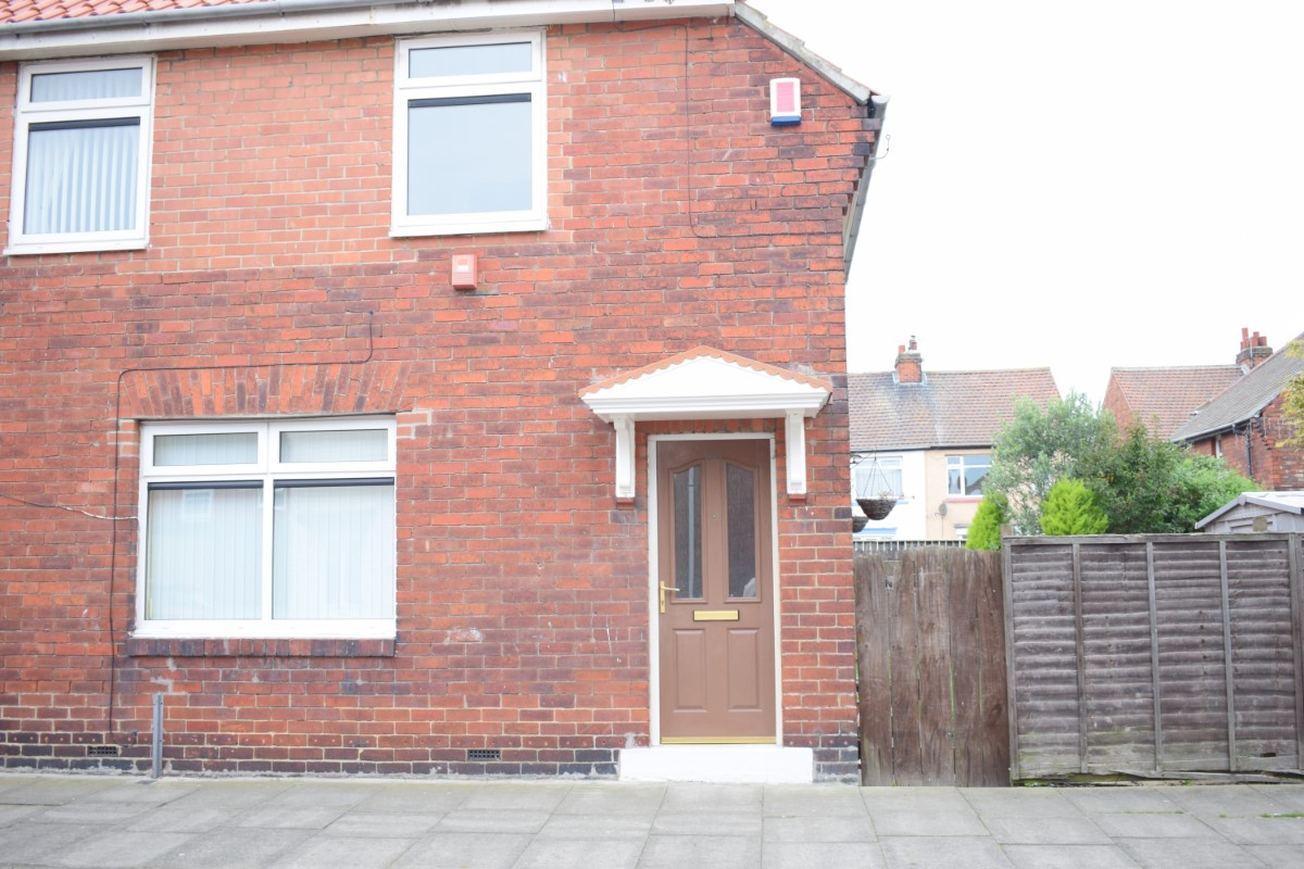 Stirling Street Hartlepool 3 bedrooms £400pcm