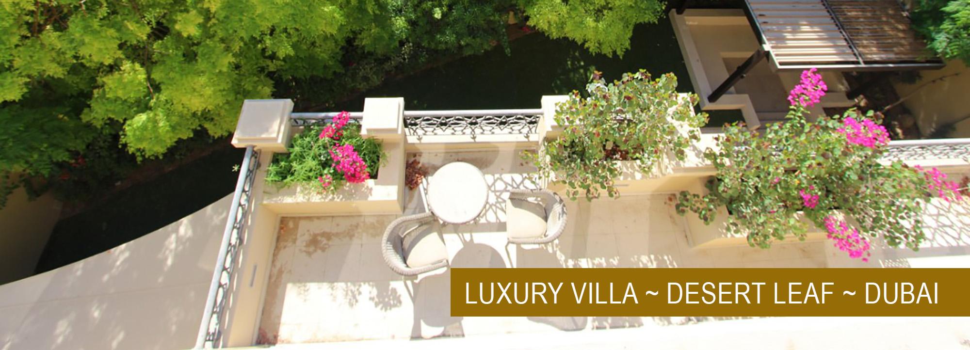 Luxury Villa Dubai – Al Barari Desert (Aprox £2,621,444)