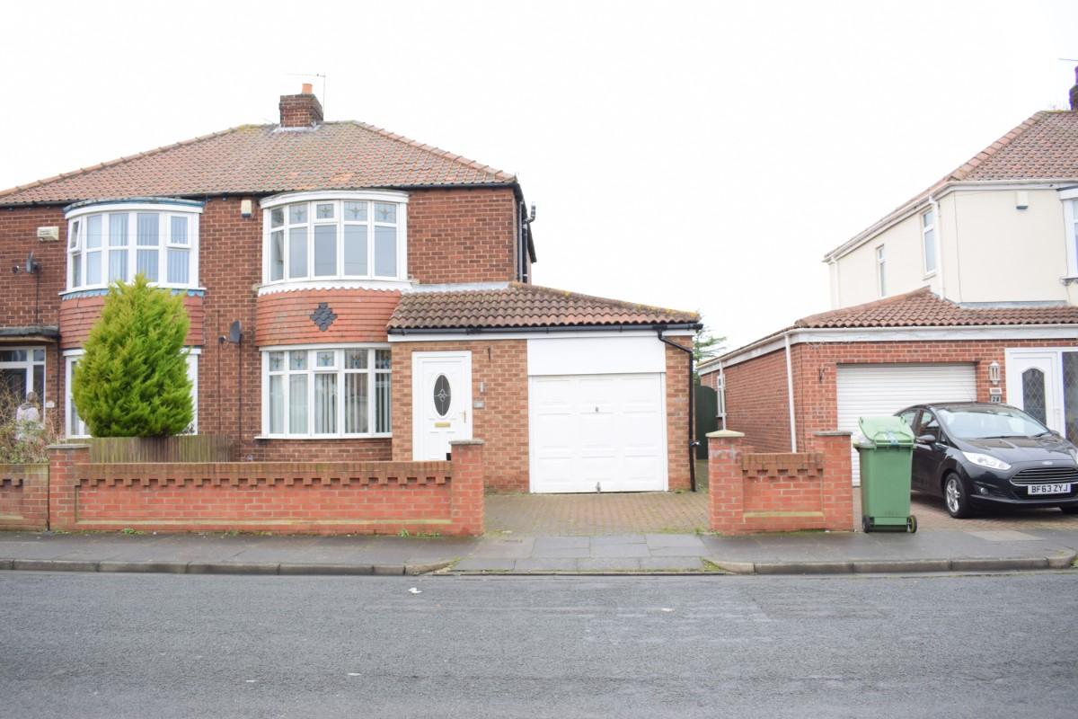Ventnor Avenue Hartlepool £140,000