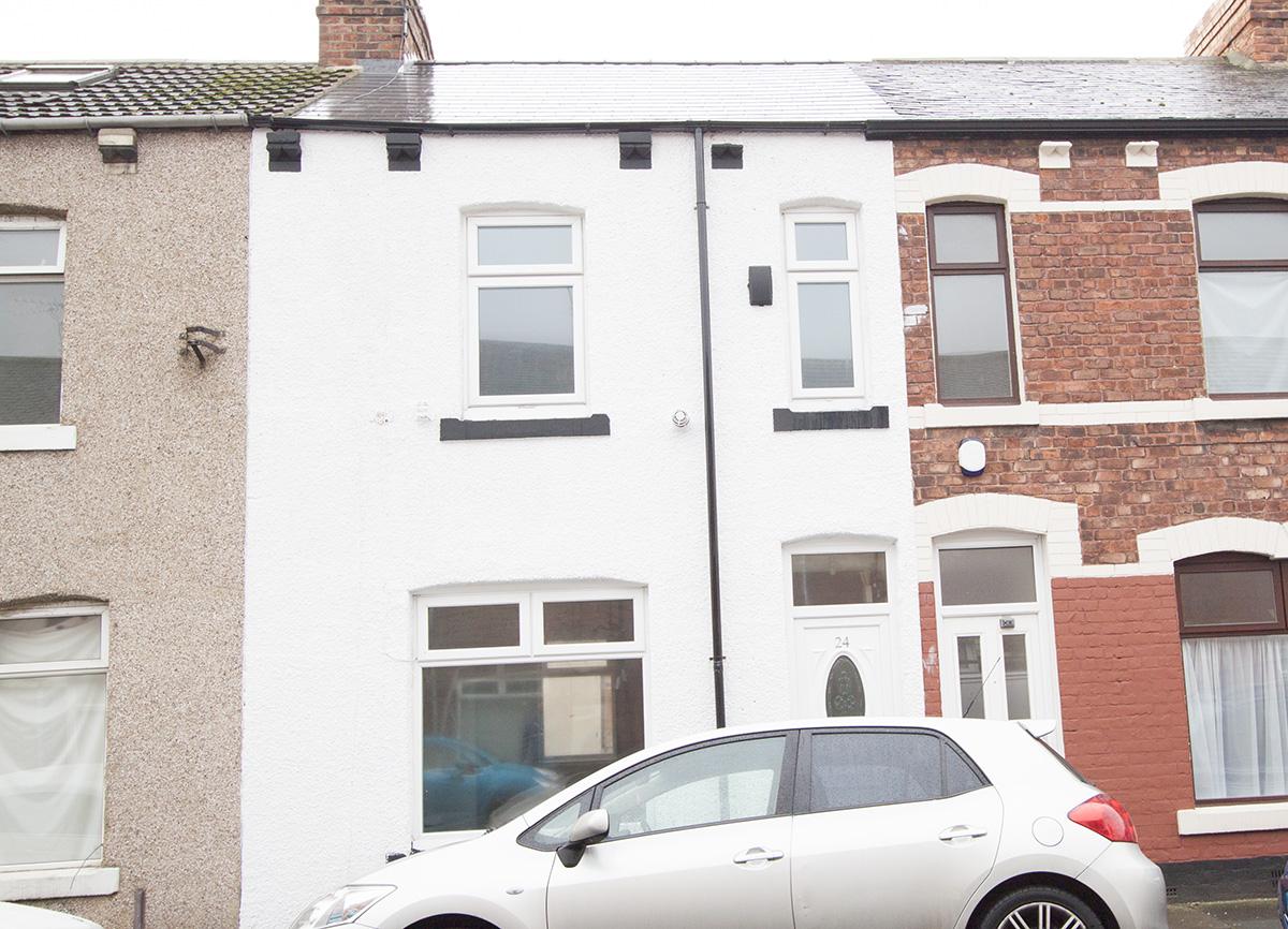 Dorset Street Hartlepool OIRO £42,000