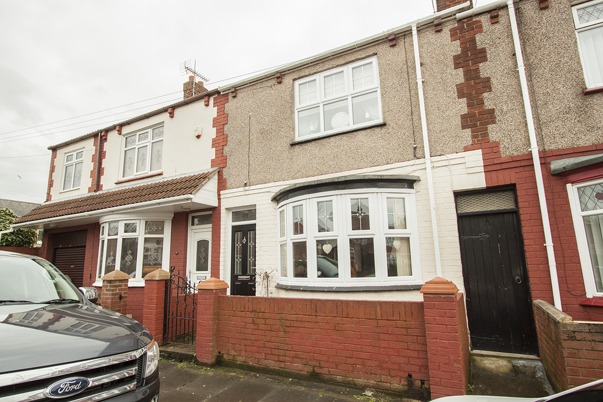 Parton Street Hartlepool OIRO £57,000 **REDUCED**