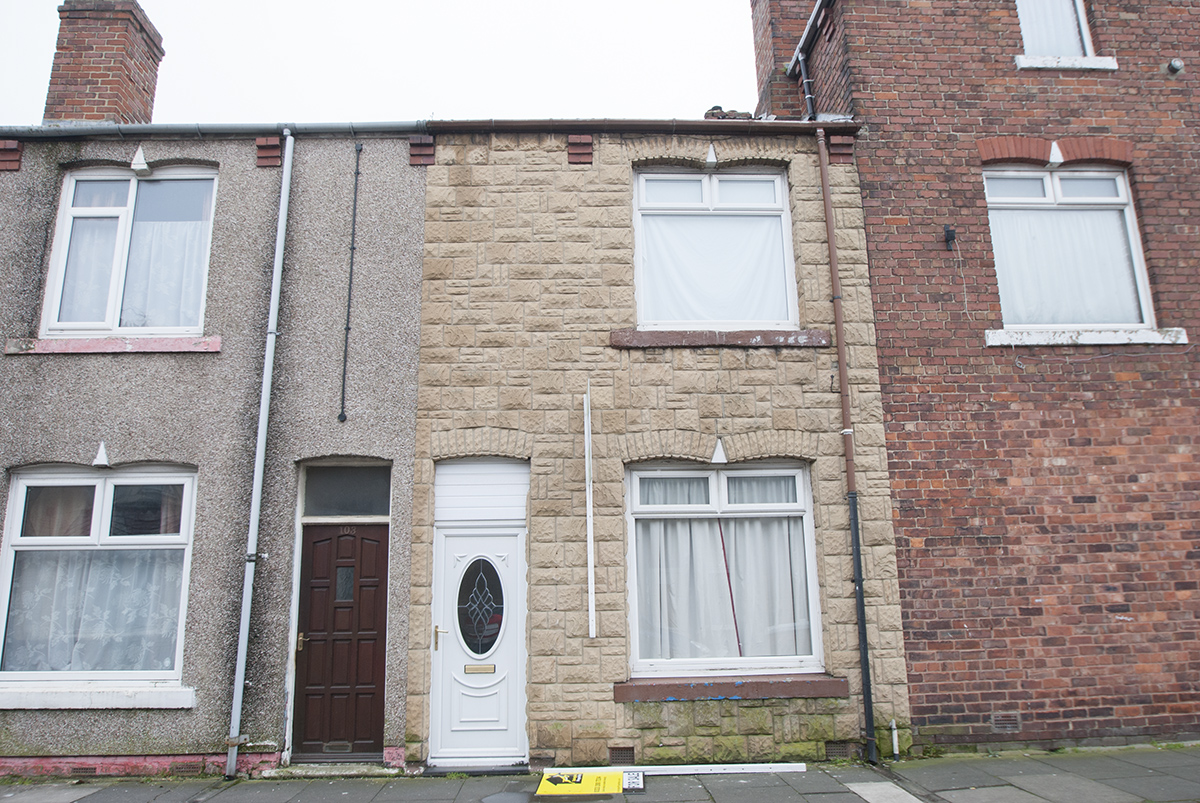 Cornwall Street 2 Bedroom Mid Terrace £380pcm