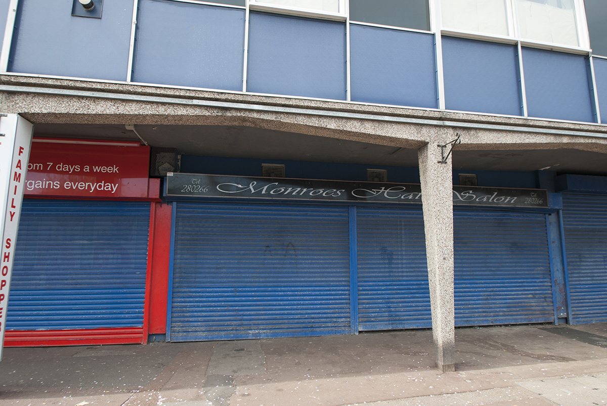 Shop To Rent Catcote Road £100 p/w