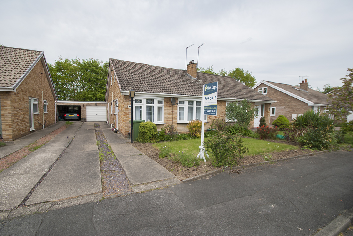 Owington Grove Billingham 2 Bed bungalow OIRO £135,000