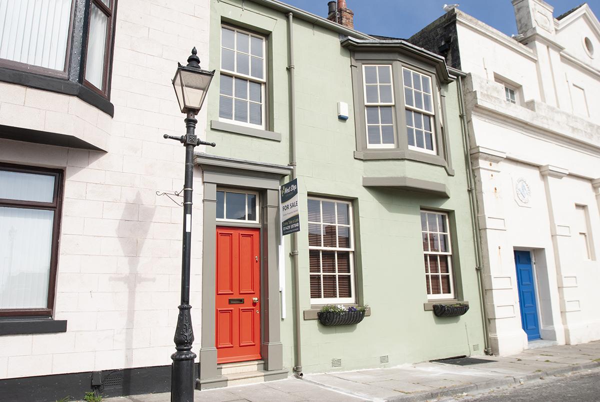 Regent Street The Headland OIRO £160,000
