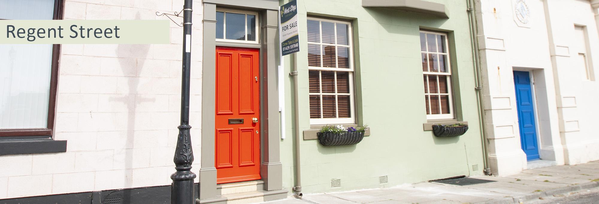 Regent Street The Headland OIRO £155,000