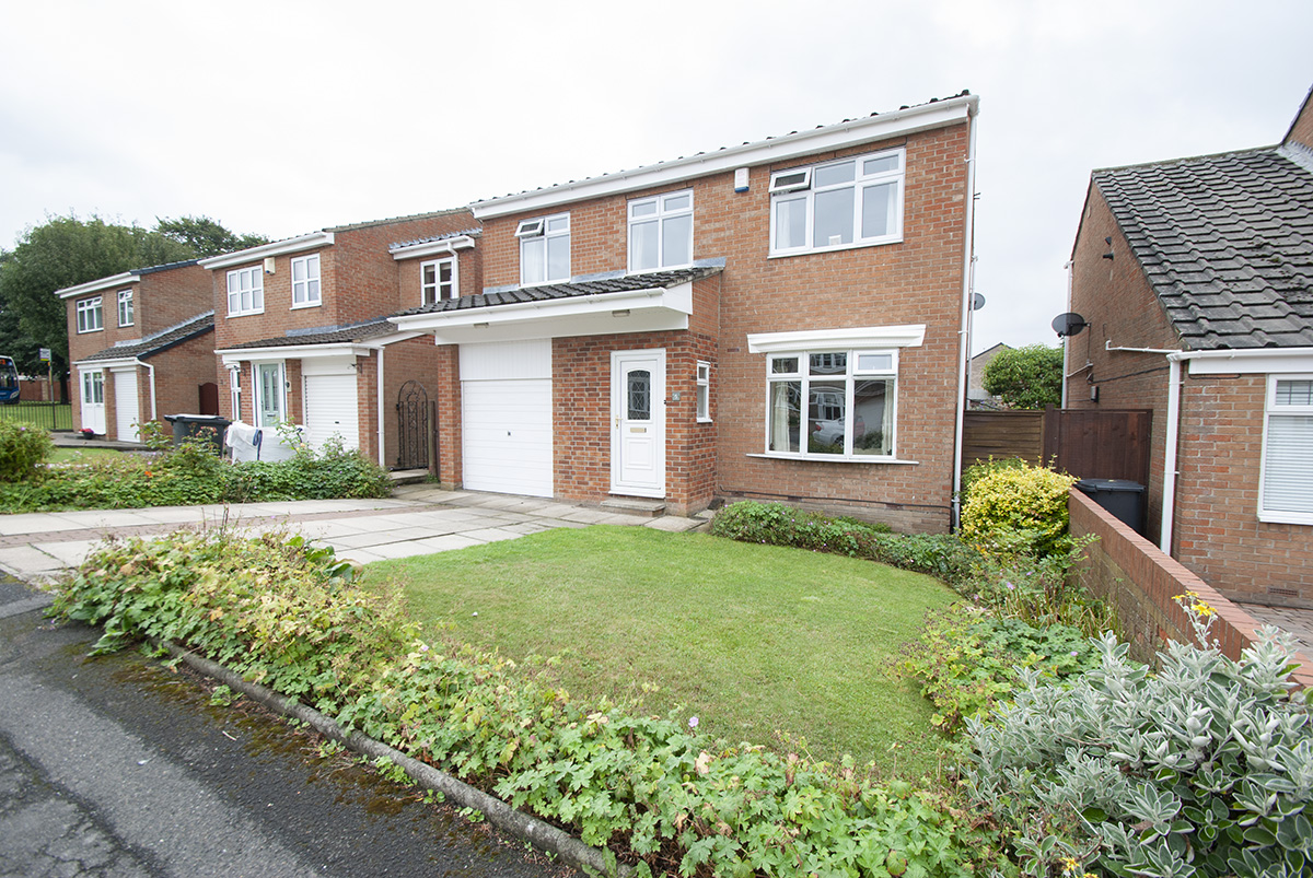 Barford Close, Fens, Hartlepool OIRO £195,000 *SOLD*