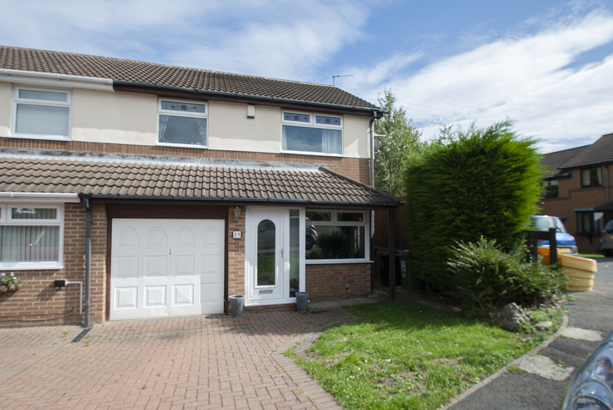 Mounston Close Hartlepool OIRO £144,500