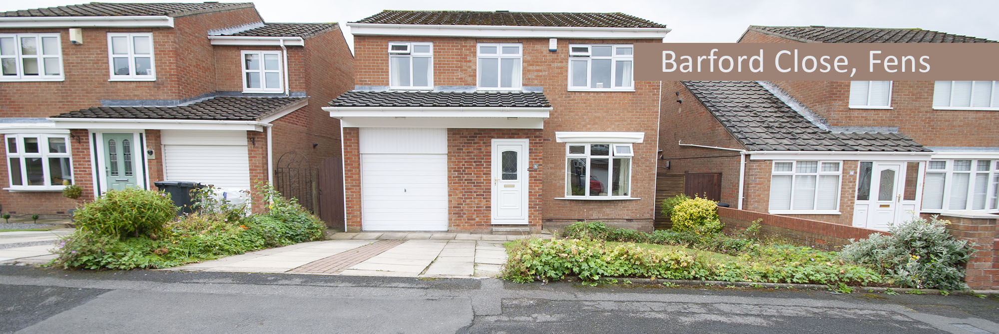 Barford Close, Fens, Hartlepool OIRO £195,000