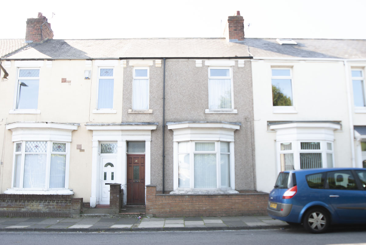 Chester Road Hartlepool OIRO £68000