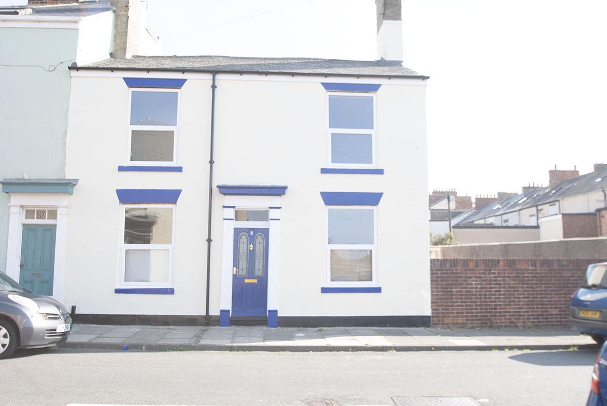 Queen Street The Headland Hartlepool OIRO £112,000