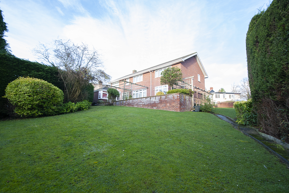 """Treetops"" Cresswell Road West Park OIRO £459,900"