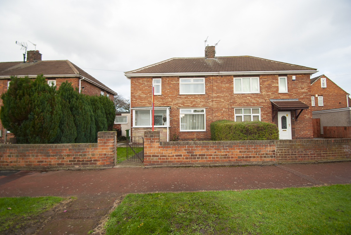 Browning Avenue Hartlepool OIRO £85,000