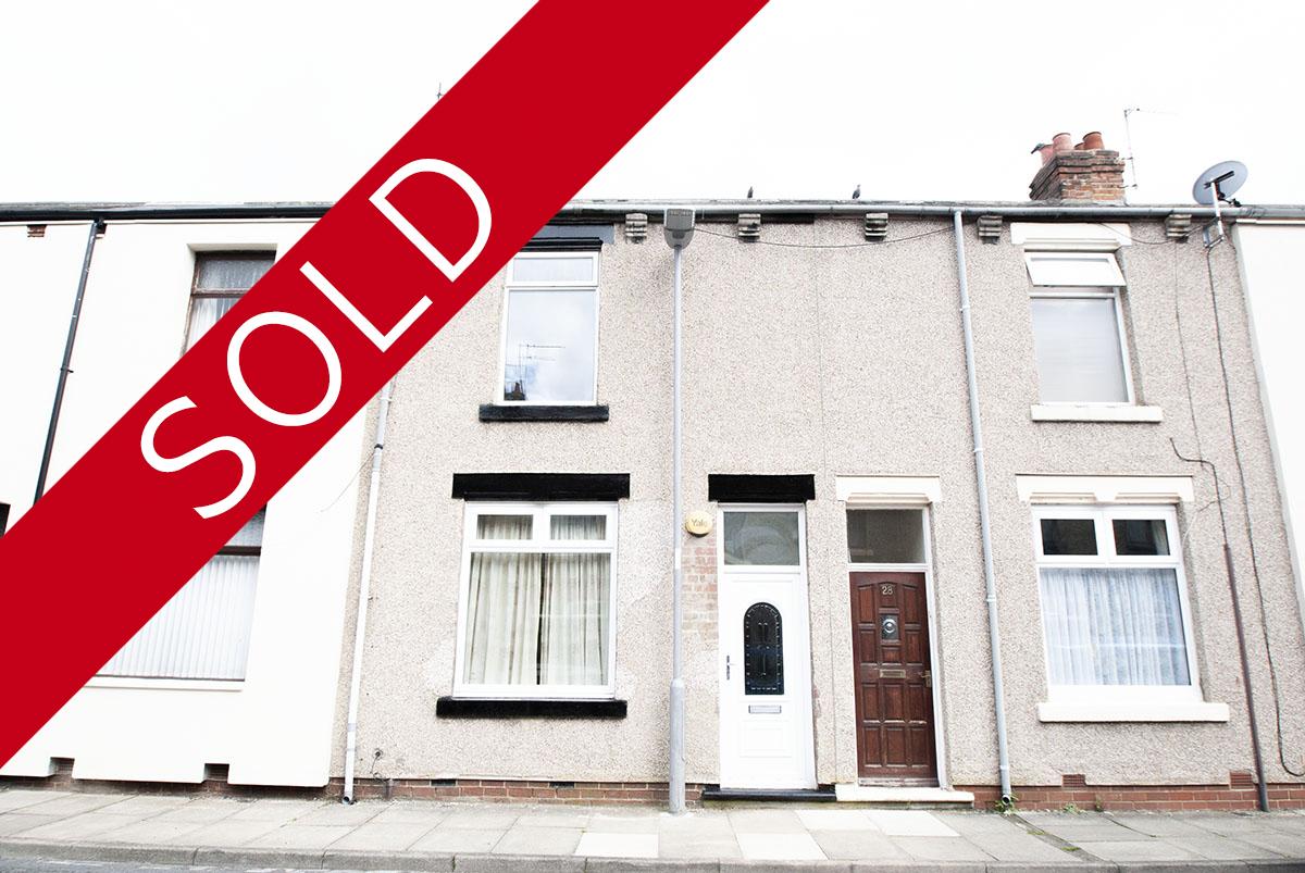 Hemsley Street Hartlepool Offers Over £40,000