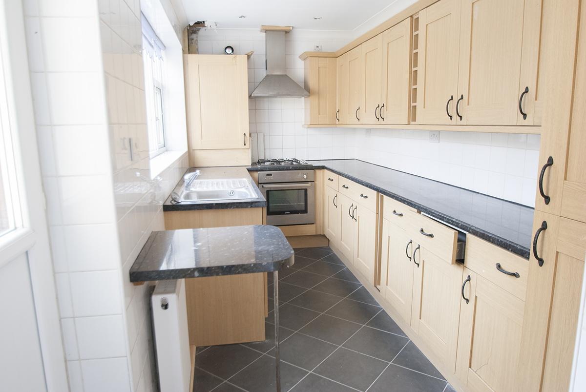 Cornwall Street 3 bedroom Refurbishment £400pcm