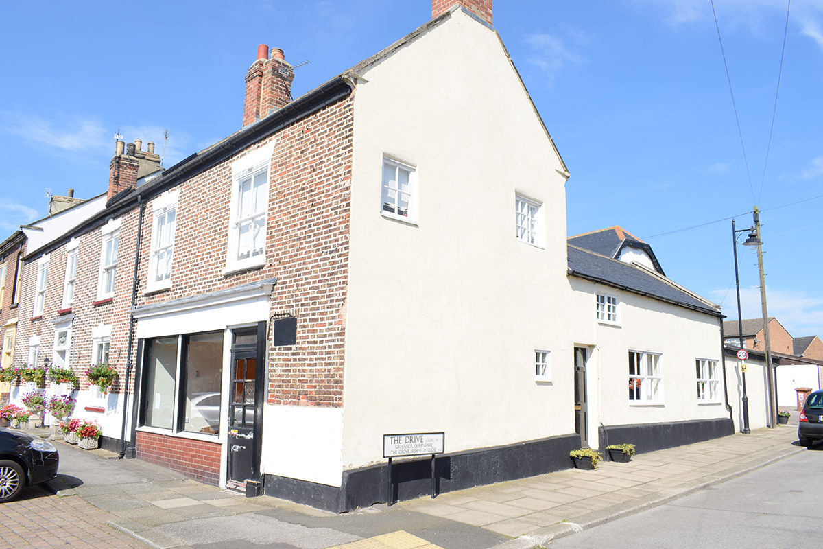The Drive Greatham / Front Street *Shop and Cottage*