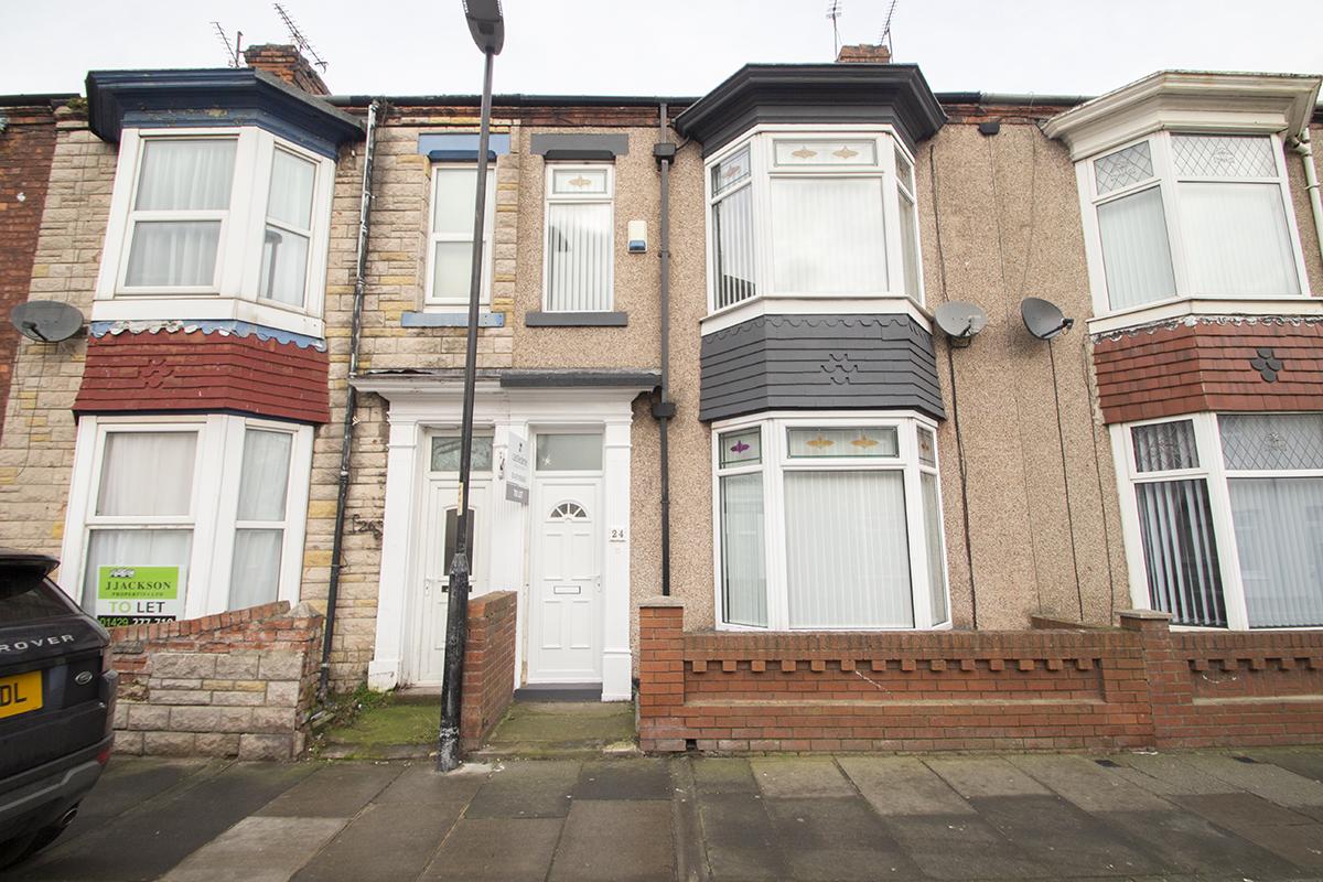 Cornwall Street Hartlepool OIRO £45,000