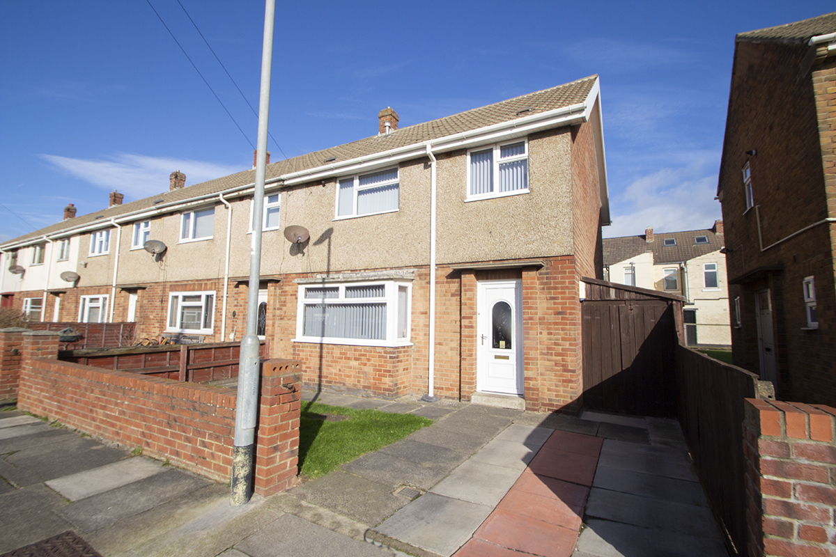 Burke Place Headland Hartlepool OIRO £95,000