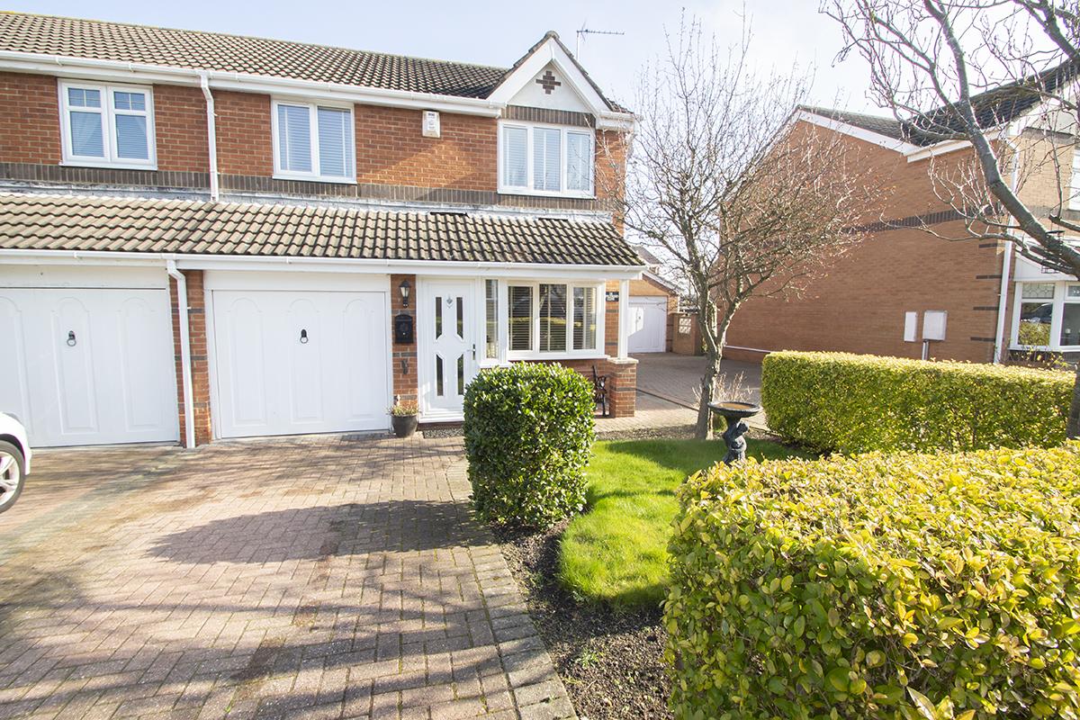 Applewood Close Hartlepool OIRO £145,000