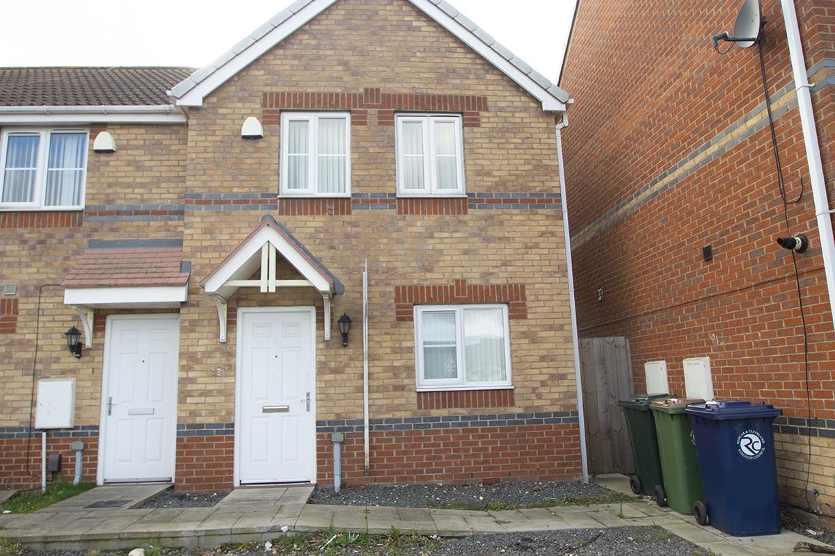 St Johns Row, Grangetown £425pcm
