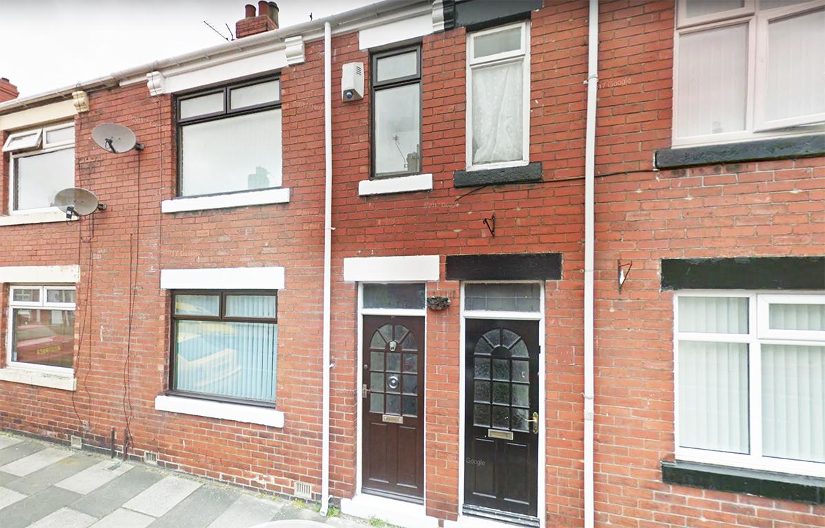 Topcliffe Street Hartlepool £40,000 *UNDER OFFER*