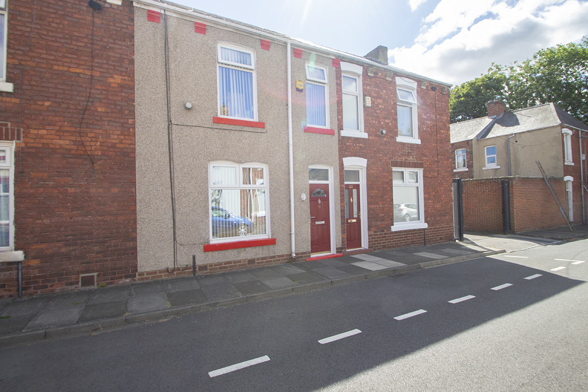 Leyburn Street Hartlepool OIRO £59,950 **SOLD**