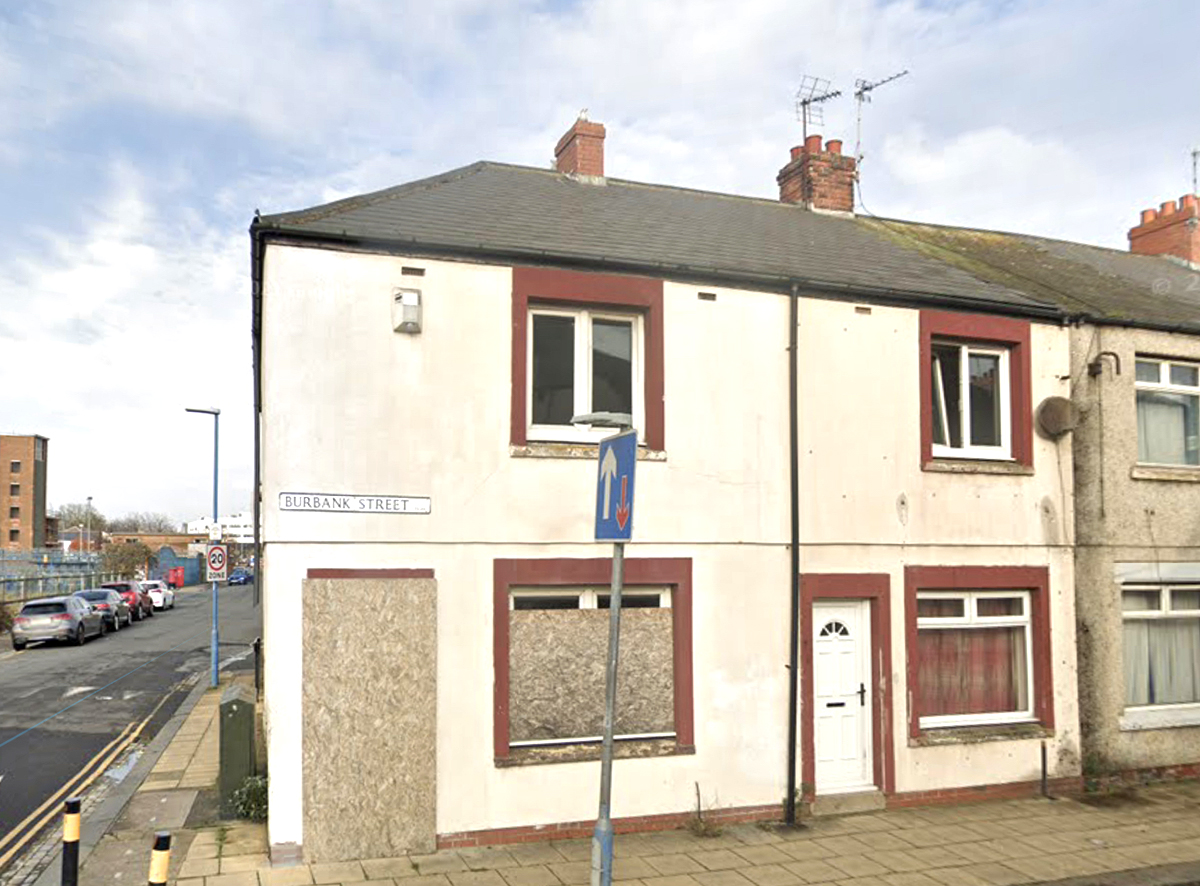 Burbank Street Hartlepool OIRO £30,000