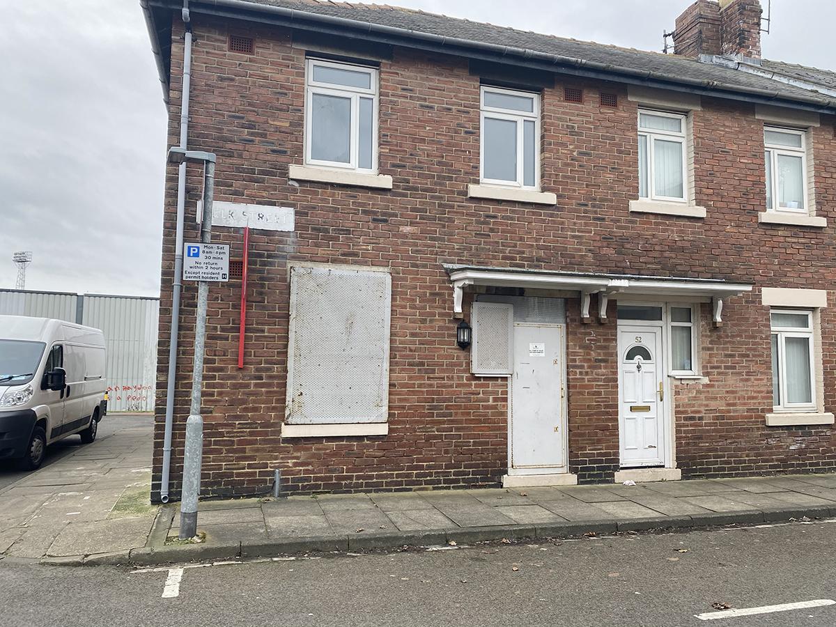 Belk Street Hartlepool OIRO £32,500