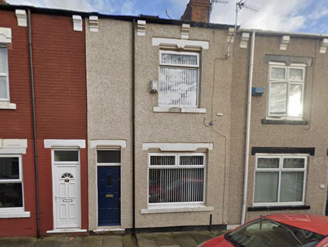 Colenso Street Hartlepool OIRO £57,500